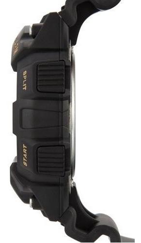 relógio casio standard masculino vibration w-735h-1a2vdf