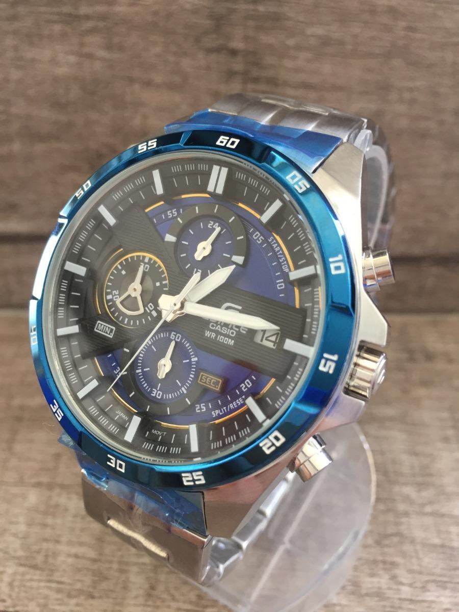 994b3b9604e Relógio Casio Toro Rosso Efr-556tr-1adr Masc Azul - Refinado - R ...