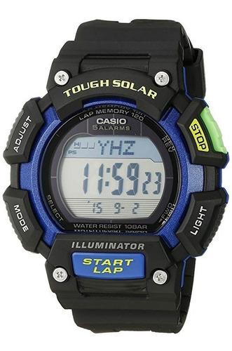 relógio casio tough solar stl-s110h-1bcf original
