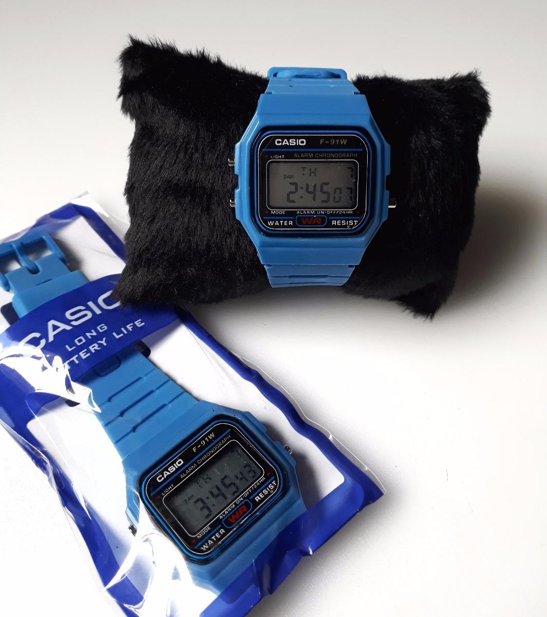 e51190f1f47 Relógio Casio Unissex Colorido Criança Infantil - R  39