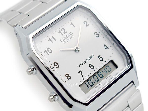 22dd25cb6e3 Relógio Casio Unissex Vintage Aq-230a-7bmq - R  269