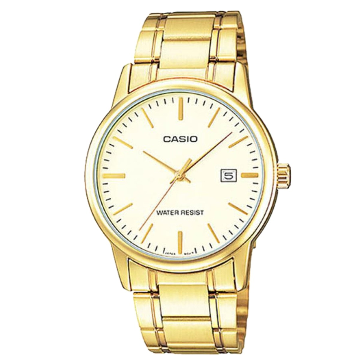 f47ab92c289 Relógio Casio Collection Analógico Unissex Mtp-v002g-9audf - R  189 ...