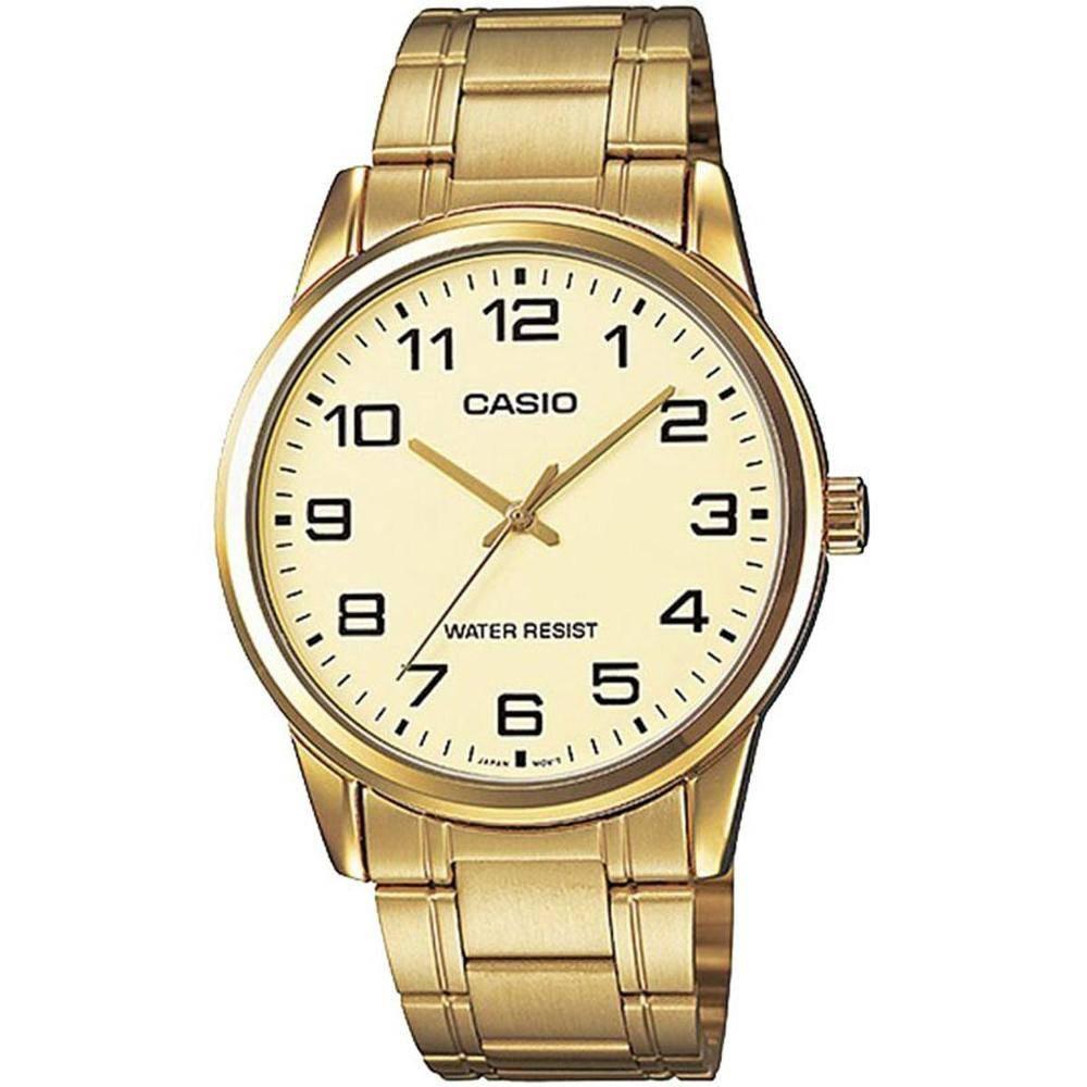 6734e21d124 Relógio Casio Collection Analógico Unissex Mtp-v001g-9budf - R  159 ...