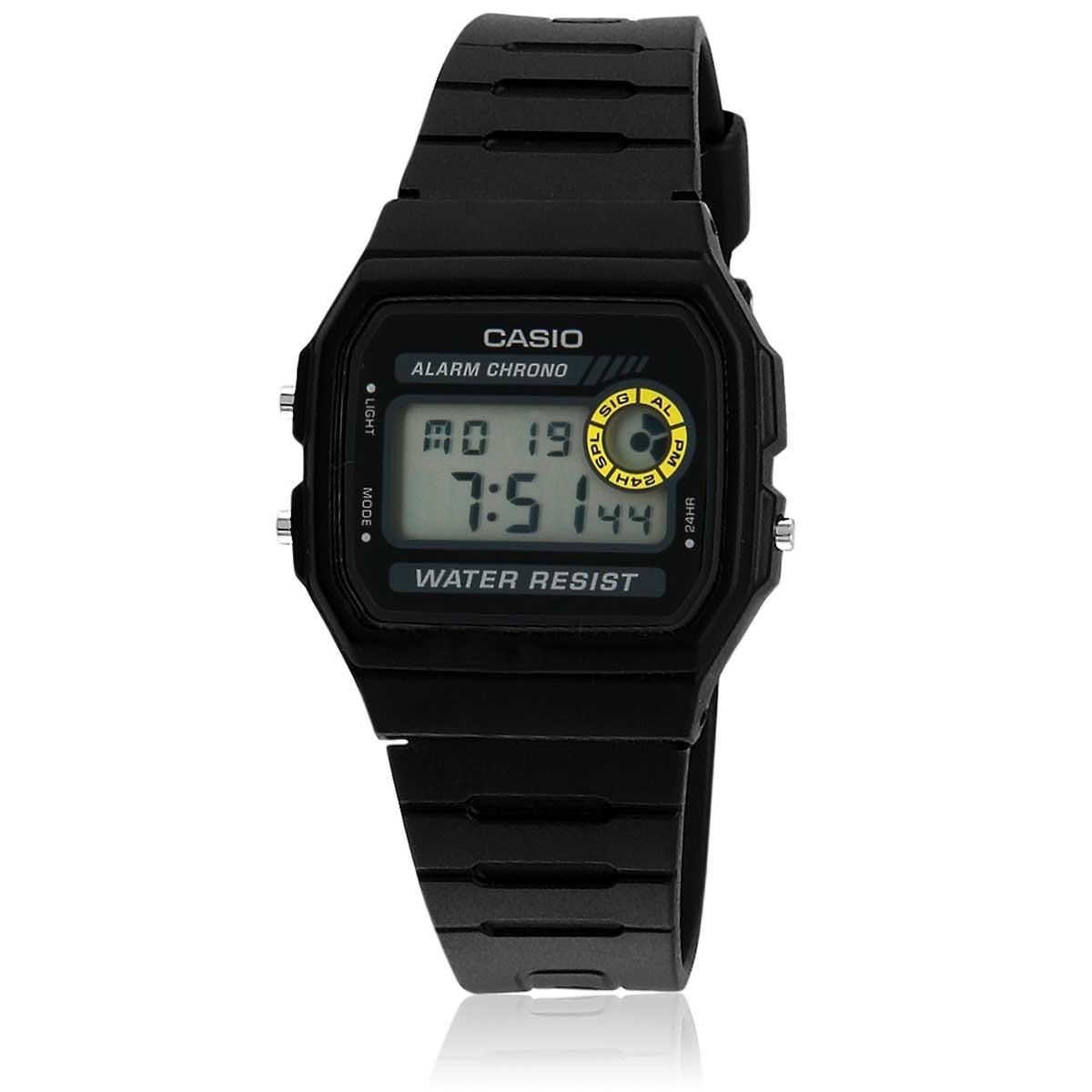 20fbf80dd27 Relógio Casio Standard Digital Unissex F-94wa-8dg - R  125