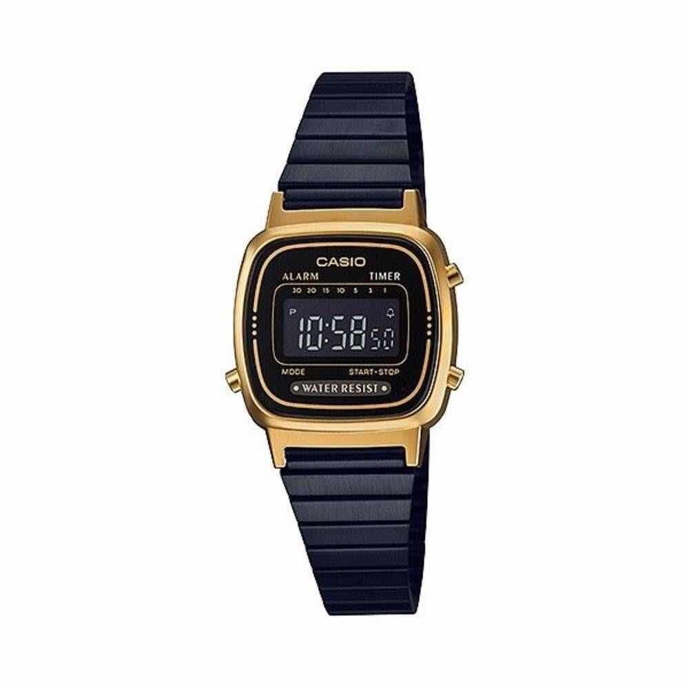 5d0bf9f5797 Relógio Casio Unissex Original La270wegb1bdf - R  290