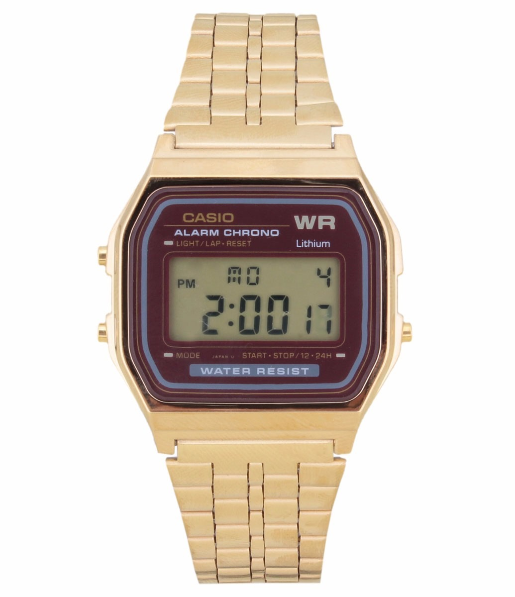 e89f5f589ef relógio casio unissex vintage a159wgea-5df - ( nota fiscal ). Carregando  zoom.