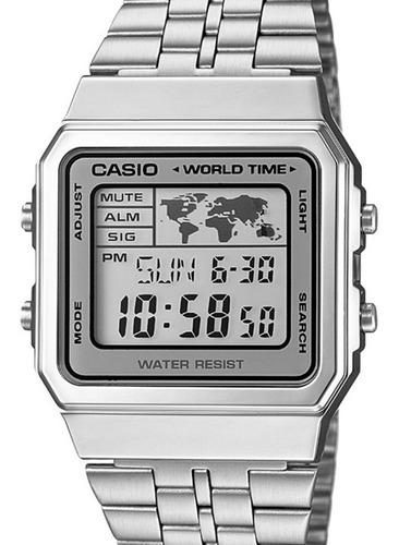 relógio casio unissex vintage digital -  a500wa-7df