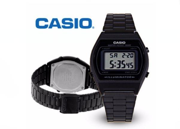 a8a539468c72 Relogio Casio Vintage B640wb-1a Retro B640 Original Novo - R  248