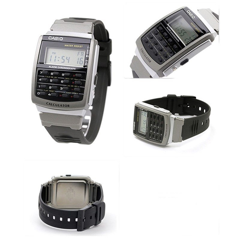 772655e6d7d relógio casio vintage calculadora ca-56-1df. Carregando zoom.