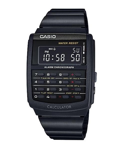 5f887a0a9e4 Relógio Casio Vintage Calculadora Ca506b1a - R  299