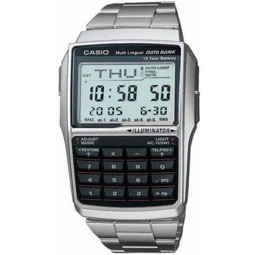 7d6bbd91b8a Relógio Casio Vintage Calculadora Dbc-32d-1adf - R  320