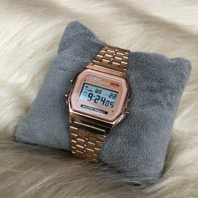de284267c027 Relógio Cassio Rose - Relógios De Pulso no Mercado Livre Brasil