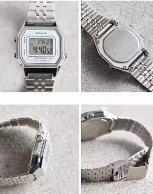 6815af0f174 relógio casio vintage digital la680wa-7df original- promoção. 7 Fotos