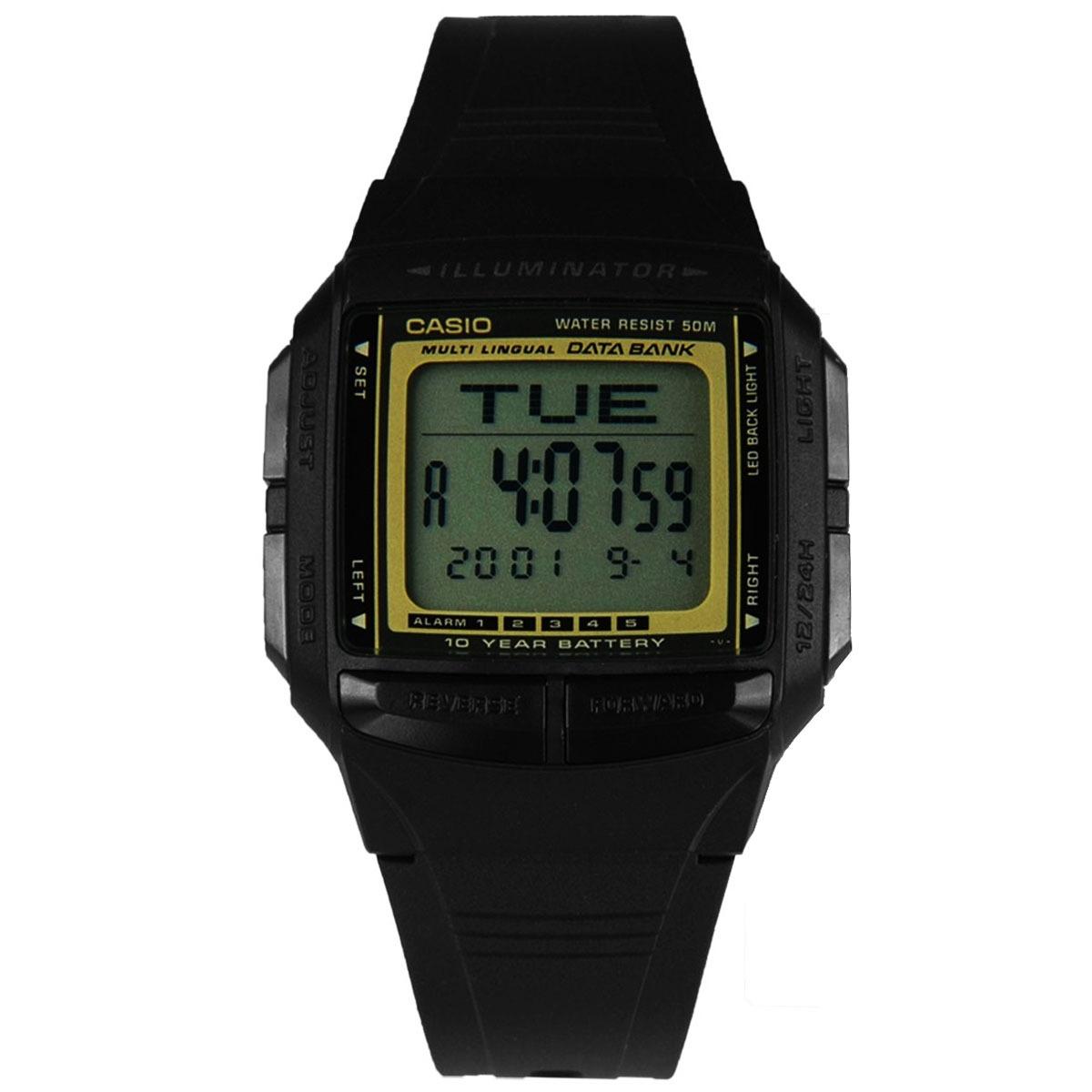 c21e1cf6a98 relógio casio vintage digital masculino db-36-9avdf. Carregando zoom.