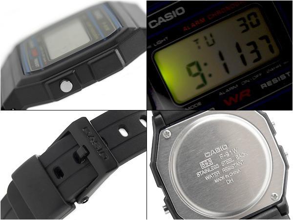 a45ee67e3d3 Relogio Casio Vintage F-91 Alarme Crono 100% Novo E Original - R  66 ...