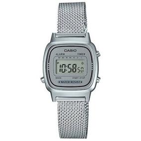 a3b8244752c0 Relogio Casio La670wa 7df Feminino - Relógios no Mercado Livre Brasil