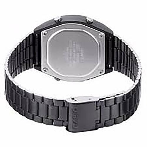 relógio casio vintage preto b640wb-1adf original nota fiscal