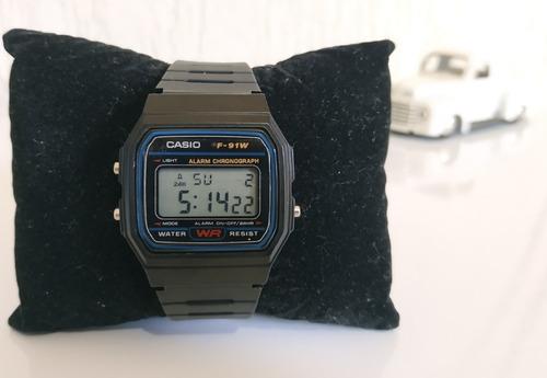 eb9fe54b6 Relógio Casio Vintage Preto Promoção - R  37