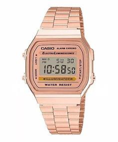 d5d45112fc45 Relogio Casio Rose - Relógio Casio no Mercado Livre Brasil