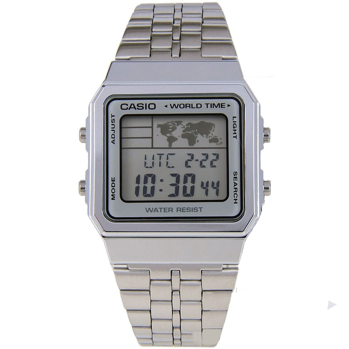 3f6919eadd0 Relógio Casio Vintage Unisex A500wa-7df
