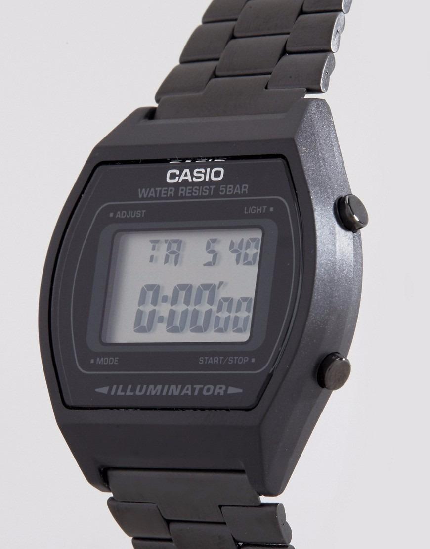 ccade88f7b3 Relógio Casio Vintage Unisex B640wb-1adf - ( Nota Fiscal ) - R  269 ...