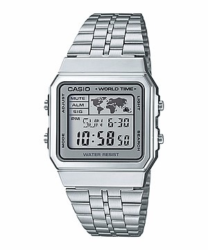 52a3b96ae04 Relógio Casio Vintage World Time A500wa-7df - Novo Unissex - R  178 ...