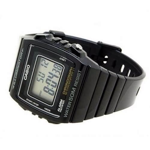 bb115360dba Relógio Casio W-215w Prova Dagua Iluminação 100% Original - R  192 ...