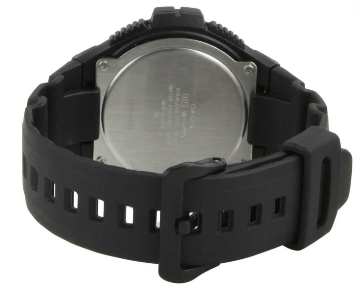 5d5a4385d77 relógio casio w-s220-9av solar esportivo multifunções lindo. Carregando  zoom.