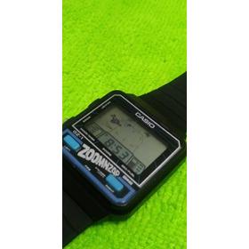 Relógio Casio Zoomnzap Gz1 Japonês Antigo Joguinho