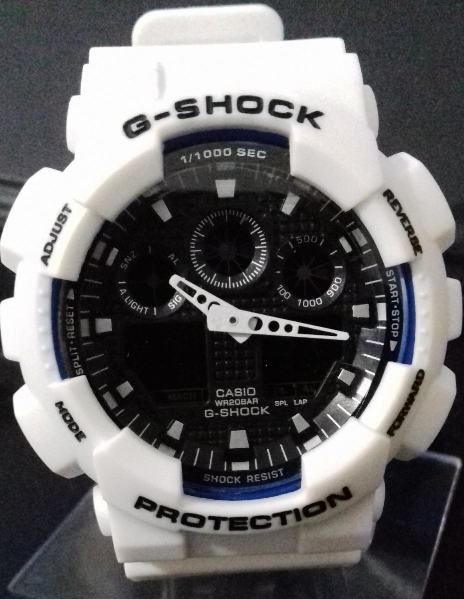 be253f3c768 relógio cassio g-shock ga100 incluso caixa promoçao. Carregando zoom.
