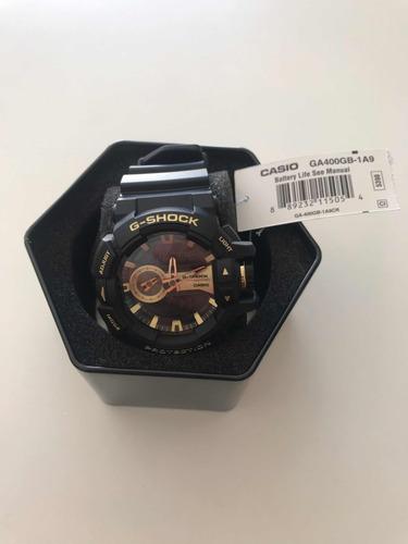 relógio cássio  ga-400gb-1a9