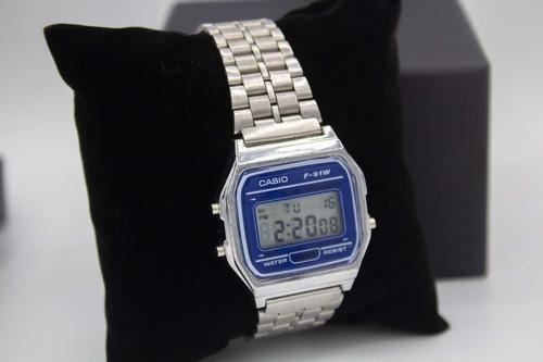 relógio cássio vintage unissex pulso retro black friday
