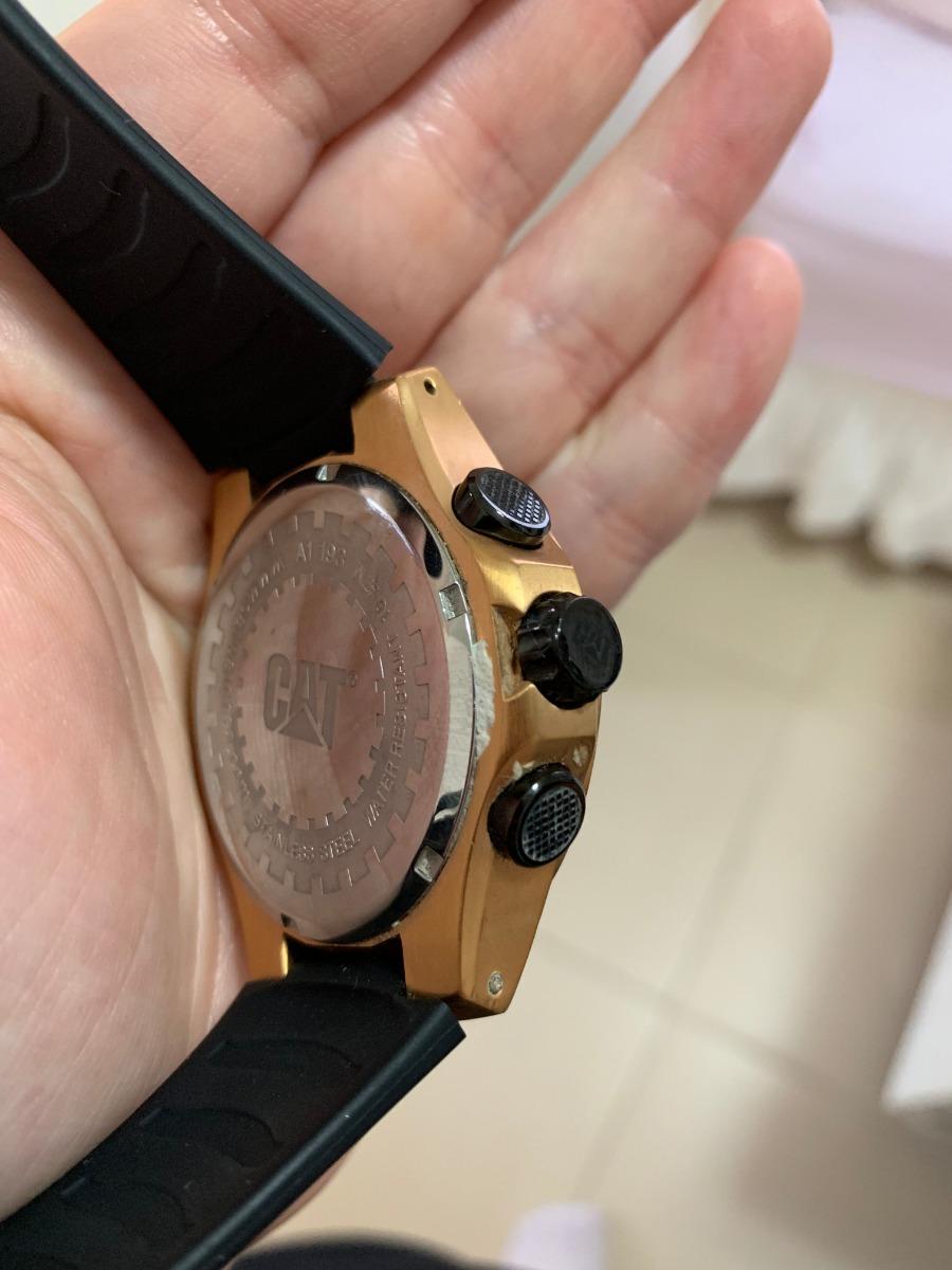ad4e75a7899 relógio caterpillar (cat) original a1 193 usado. Carregando zoom.
