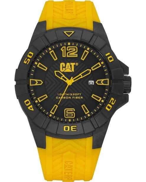e7879dac986 Relógio Caterpillar Karbon K112127 - R  899