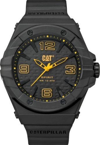 relógio caterpillar spirit  le11121137