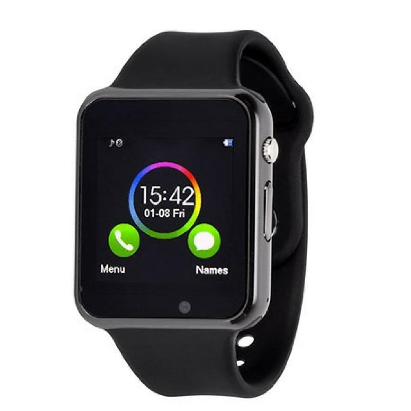 e3243bdc1 Relógio Celular Chip Smartwatch Touch Toque Tela Android - R$ 120,00 ...