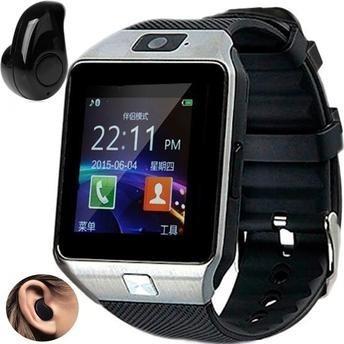 45bca80fd08 Relógio Celular Smartwatch Fone Bluetooth Sem Fio Chip Gear - R  139 ...