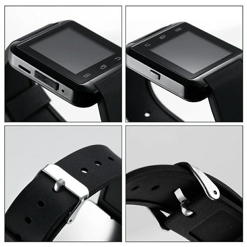 relógio celular smartwatch u8 inteligente bluetooth musica