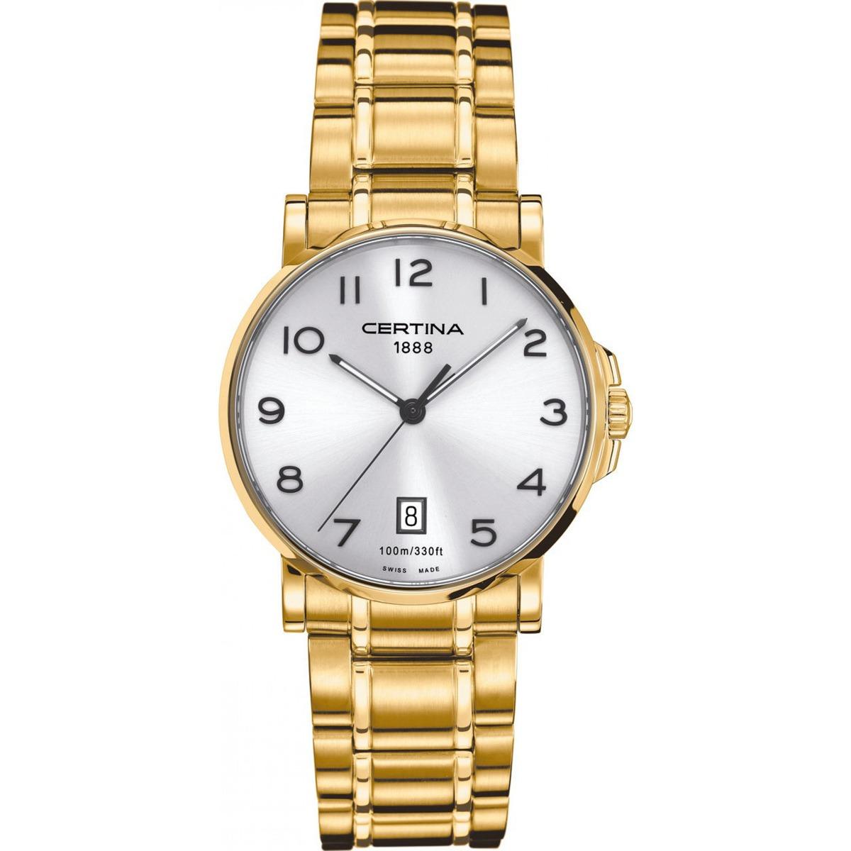c956545f8d8 relógio certina - c017.410.33.032.00 - vidro de safira. Carregando zoom.