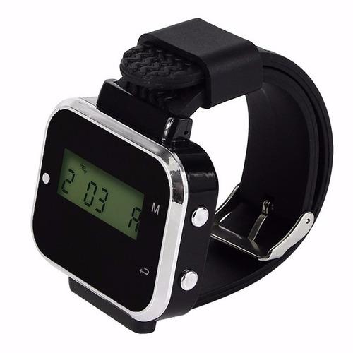 relógio chama garçon função vibra ou toca 433.92 mhz