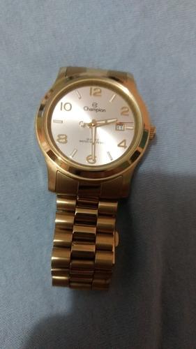 relógio champion analógico unissex ch24428