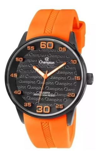 relógio champion de fábrica original feminino ch30206j
