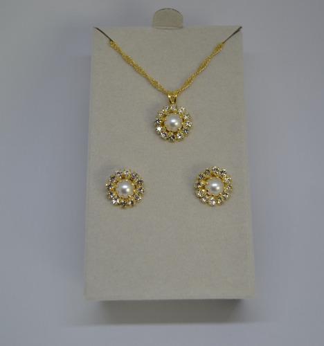 relogio champion  dourado quadrado + kit semi joia original