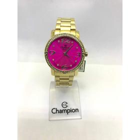 Relógio Champion Feminino - Ch24768l - Novo - Original