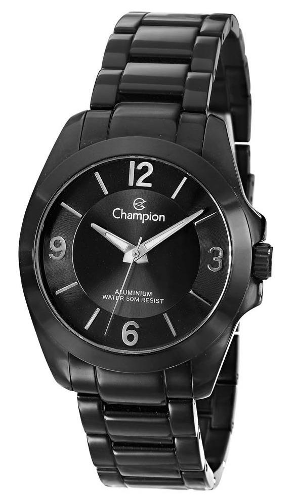a9935d516b3 Relógio Champion Feminino Aluminium Cw28009p Saldo - R  139