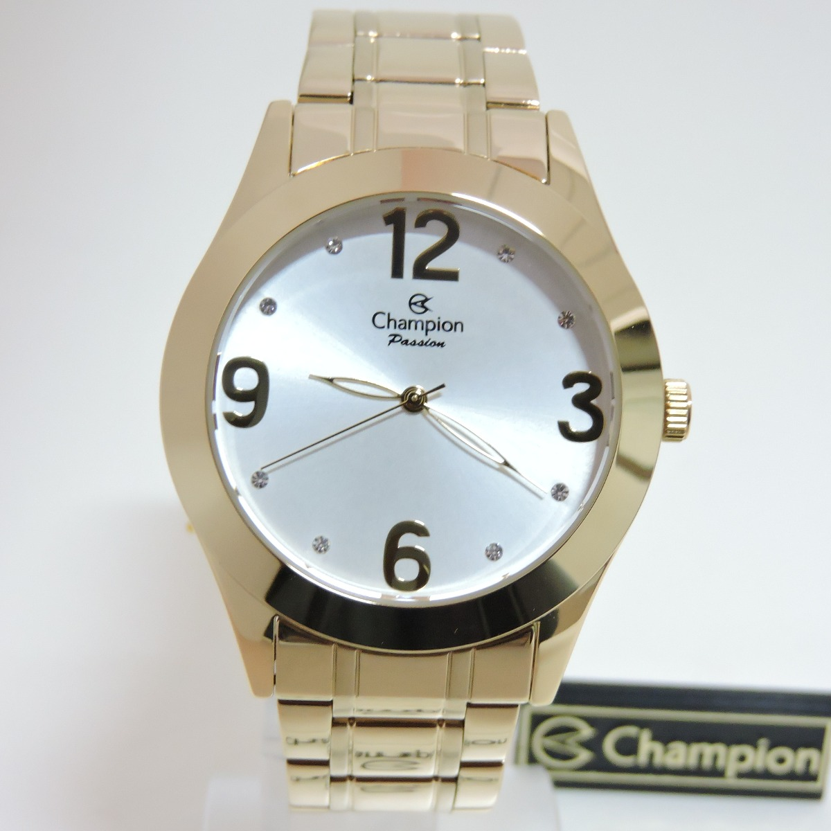 e6b59162f05 relógio champion feminino passion dourado ch24268h · relógio champion  feminino. Carregando zoom.