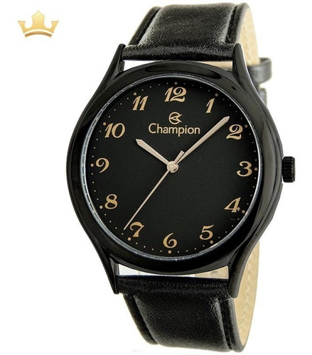 relógio champion feminino cn20024n com nf