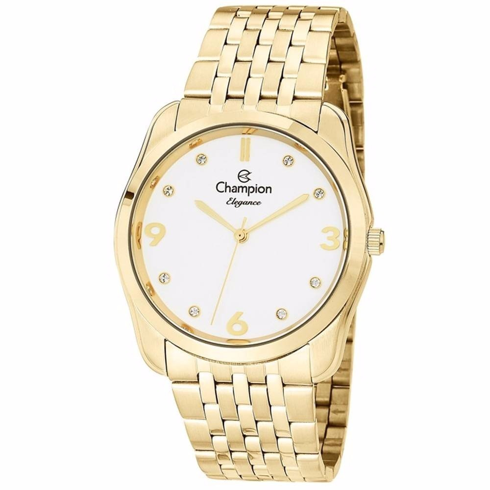 77a334aba14 Foto 1 - Relógio Champion Feminino Elegance Cn25341h Relógi - R  214 ...