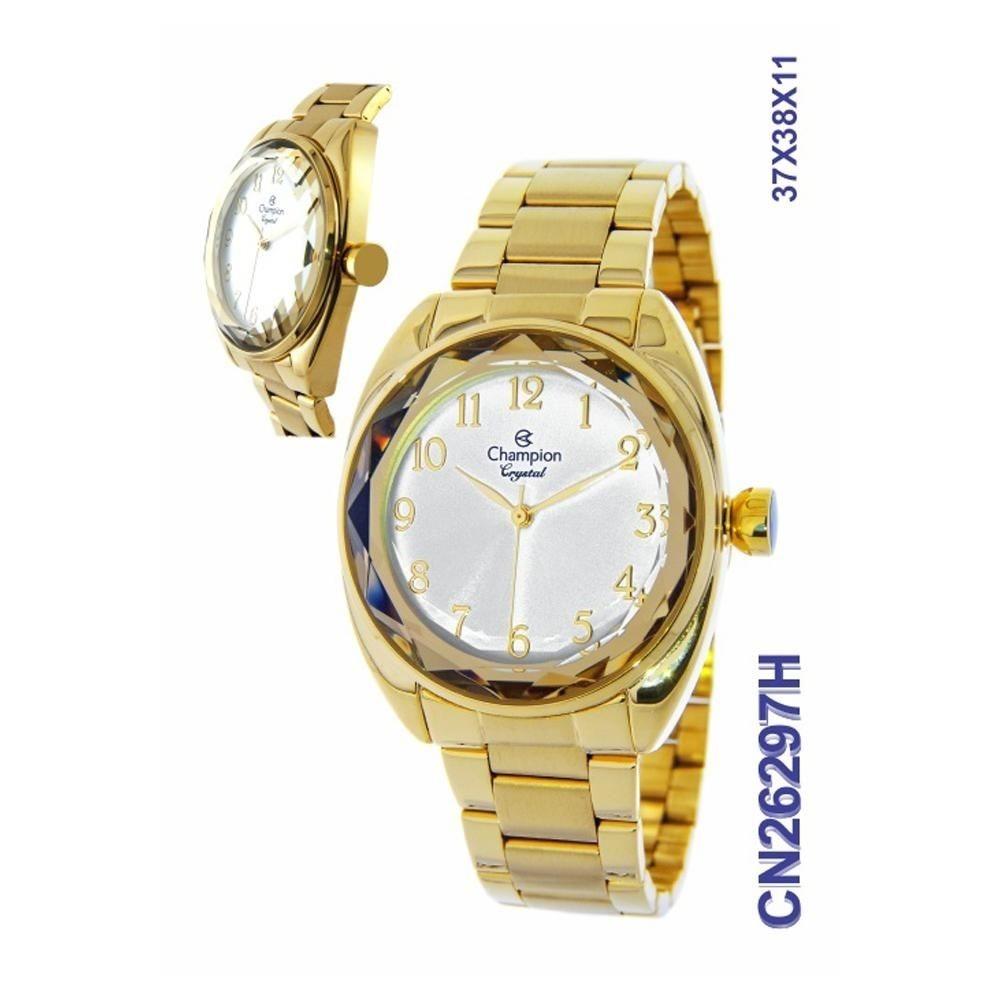 e936277e2f9 relógio champion feminino super oferta cn26297w + brinde. Carregando zoom.