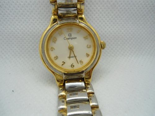 relógio champion feminino usado em bom estado de novo